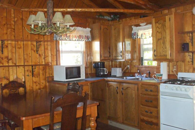 Cabin's on the Lake in Michigan, Lake, Michigan Vacation Rentals